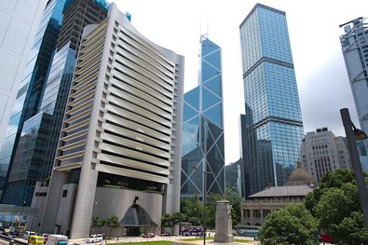 香港贸易公司名称大全