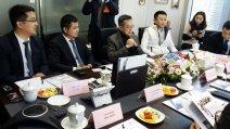 吉林省金融代表团到访瑞丰德永集团